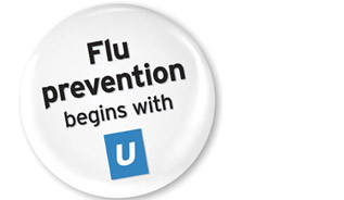 Flu prevention begins with U.